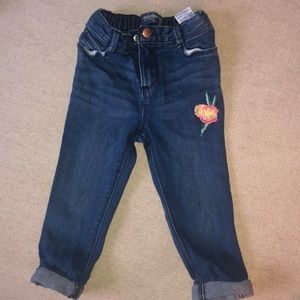 Old Navy toddler jeans